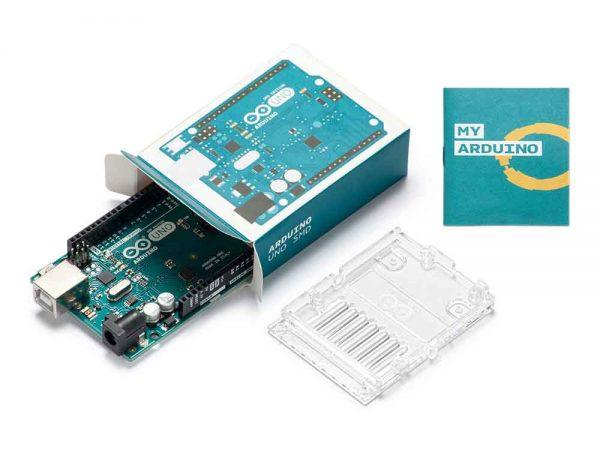 Arduino SMD UNO verpakking