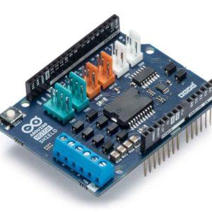 Arduino motor shield