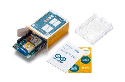 Déballage du blindage de relais Arduino