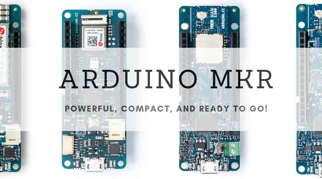 Arduino MKR Familie
