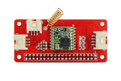 LoRa RFM95 IoT board voor Raspberry Pi bovenkant