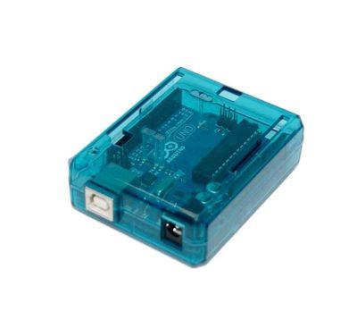 ABS-Gehäuse Arduino Uno Blue