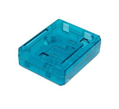ABS-Gehäuse Arduino Uno Blue leer