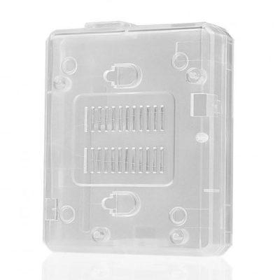 ABS Enclosure Arduino Uno Transparent back
