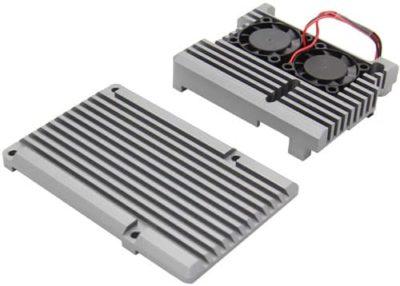 Heatsink Case fan gray parts