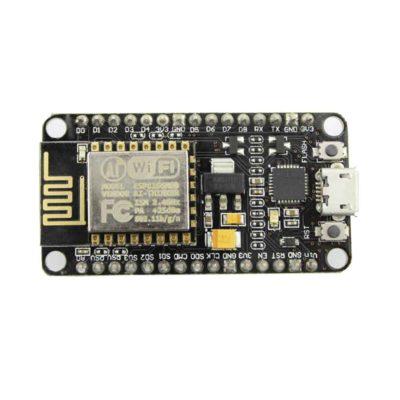 NodeMcu lua WIFI Board ESP8266 CP2102 module voorzijde