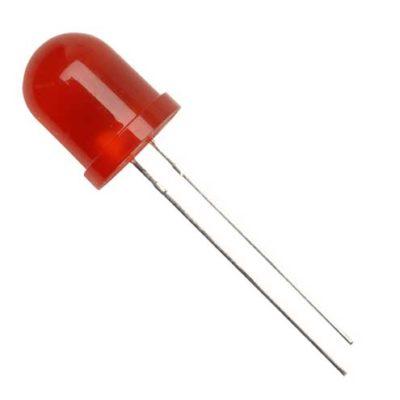 10mm LED Rood