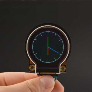 2,2 inch tft lcd display rond