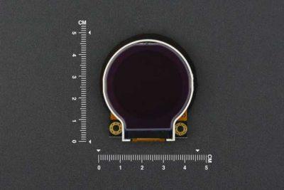 Écran TFT LCD 2,2 pouces de taille ronde