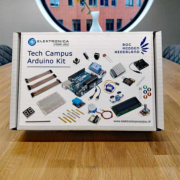 Elektronica Voor Jou Tech Campus kit