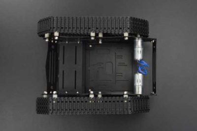 Yuewalker Robot platform onderkant
