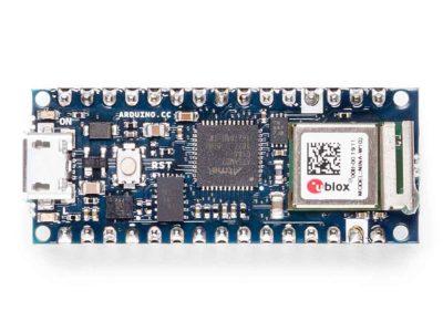 Arduino Nano 33 IoT top