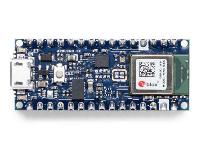 Arduino Nano 33 BLE bovenkant