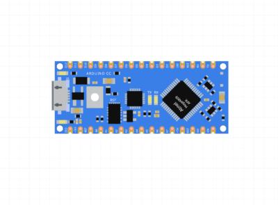 Arduino Nano Chaque Fritzing