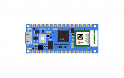 Arduino Nano 33 IoT-Fritzing