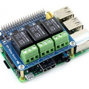 Raspberry Pi relais board