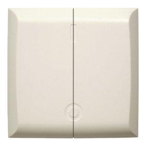 Smart home muurschakelaar dubbel