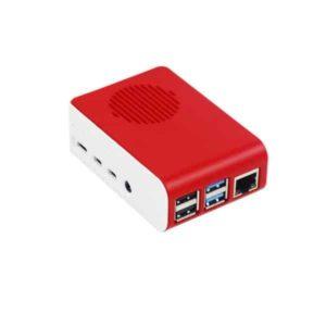 Raspberry Pi behuizing met LED Fan