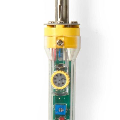 30W soldeerbout instel knop