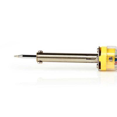 30W soldeerbout in te stellen op 200 tm 450C