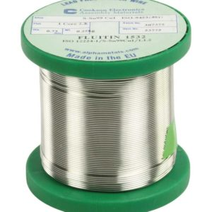 Soldeer tin 0,75mm 250gram