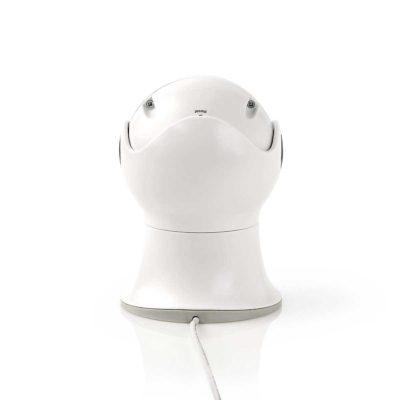 Slimme IP Camera geschikt voor buiten achterkant