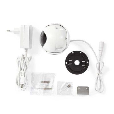 Slimme IP Camera geschikt voor buiten onderdelen