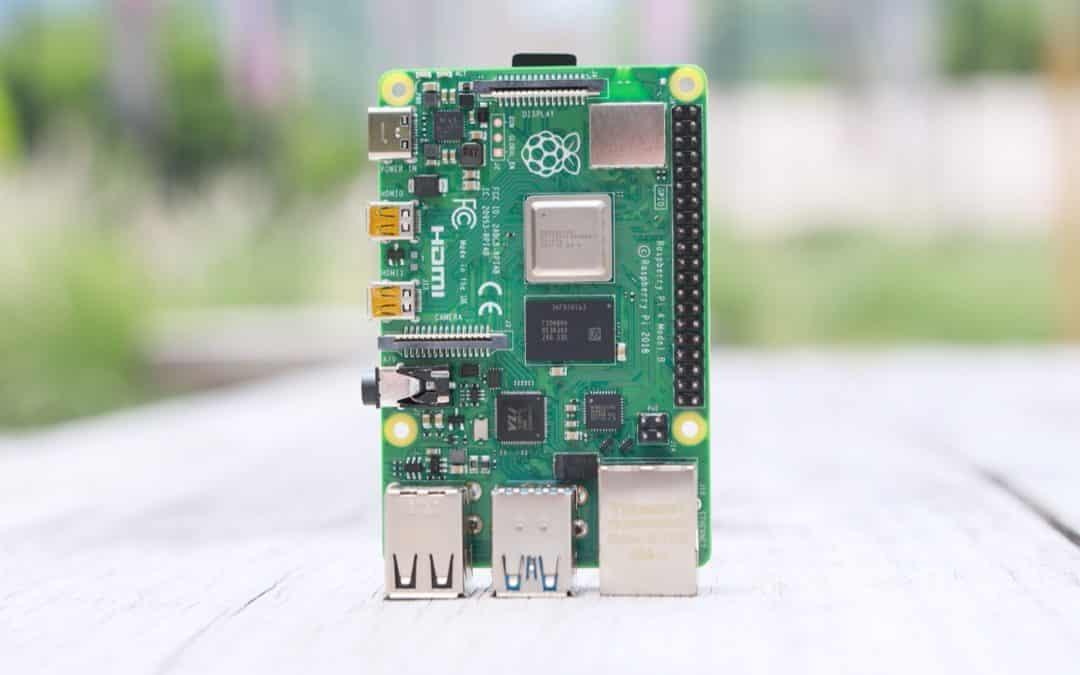 De snelste Raspberry Pi ooit – Raspberry Pi 4B 8GB RAM