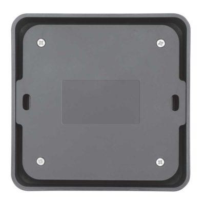 AGST-8800 Draadloze Wandschakelaar Voor Buiten achterkant