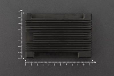 Passives Kühlgehäuse aus Aluminiumlegierung für LattePanda Alpha & Delta