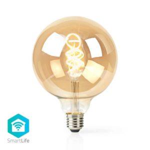 Wi-Fi Warm tot Koel Wit LED Filamentlamp  Gedraaid   E27   G125   5,5 W   350 lm