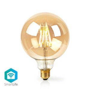 Wi-Fi Smart LED Filament Lamp | E27 | 125 mm | 5 W | 500 lm