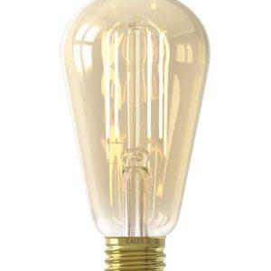 Rustieke slimme calex lamp