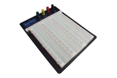 Breadboard bord 2390 tie points