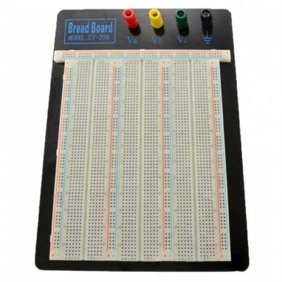 Breadboard bord 2390 tie points zy206