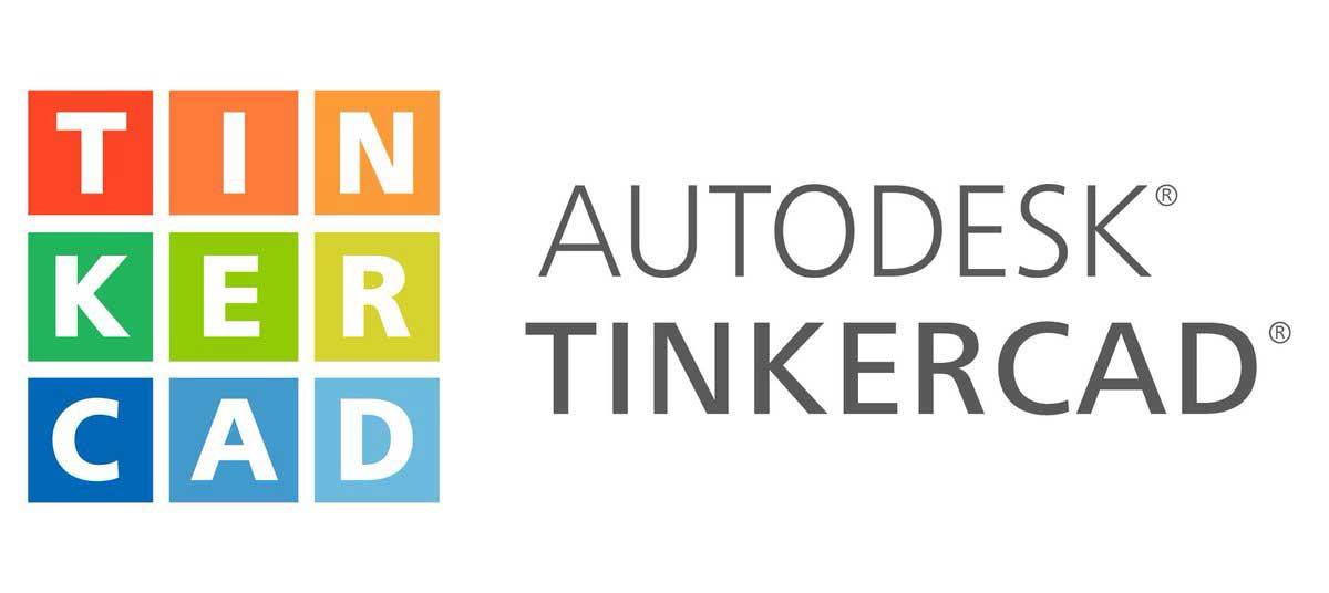 Dit is het logo van Autodesk Tinkercad