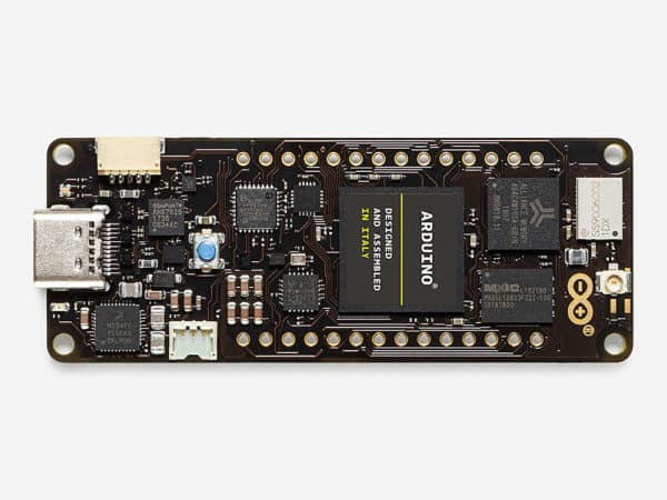 Arduino Portenta H7 voorkant