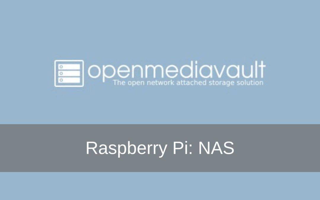Raspberry Pi NAS Project