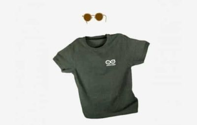 Arduino t-shirt grijs