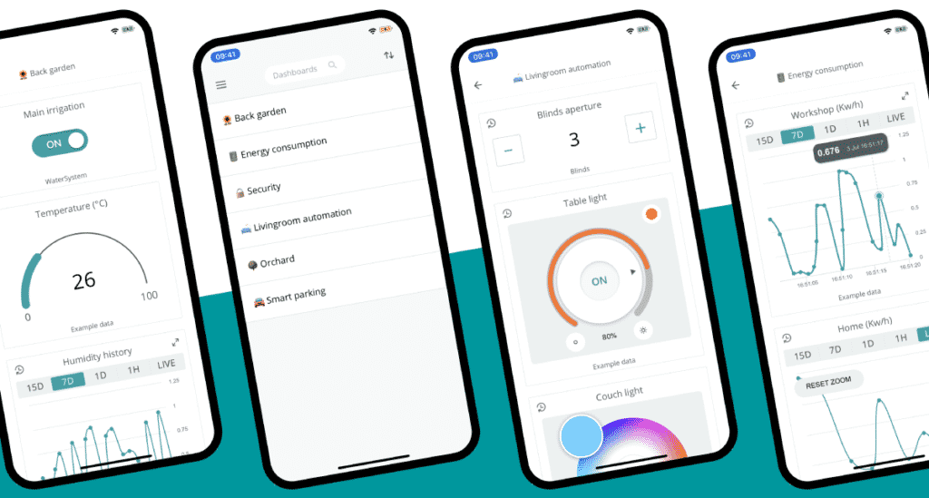 Nieuwe Arduino IoT Cloud app
