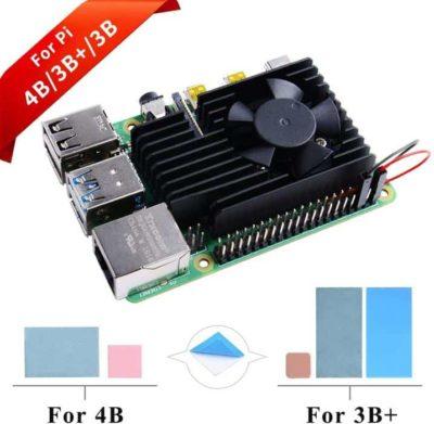 Raspberry Pi Kühlset