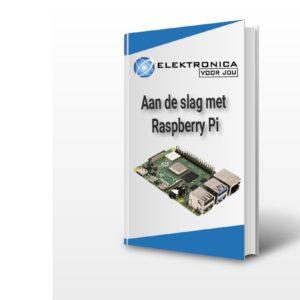 Ebook Aan de slag met Raspberry Pi