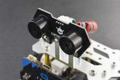 afstand sensor maqueen plus