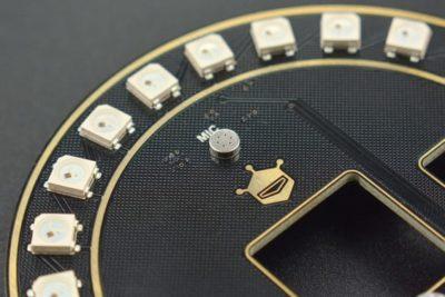 Micro: Bit RGB LED-Erweiterungsplatinenmikrofon