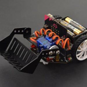 Micro:bit Maqueen mechanische lader