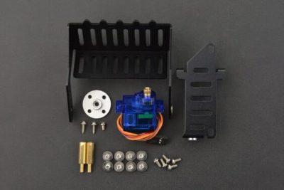 micro:Maqueen Mechanic - Loader onderdelen
