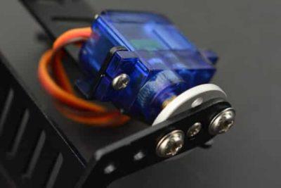 micro:Maqueen Mechanic - Loader servo