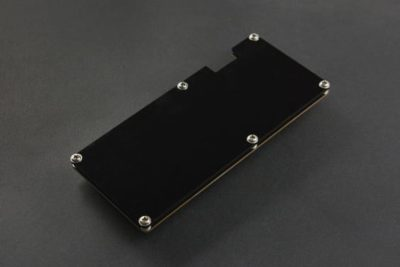 Microbit breadboard bottom