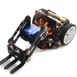 Micro:bit maqueen forklift