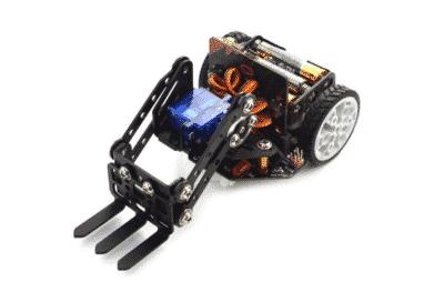 Micro: bit maqueen forklift